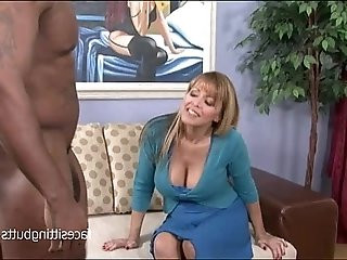 This black stud has the perfect T shirt on for picking up MILFs