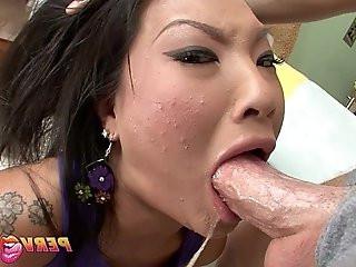 PervCity Asa Akira Japanese Blowjob