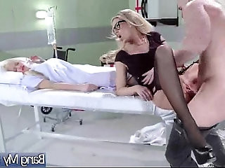 Hard Sex Between Doctor And Hot Patient jessa rhodes video 19