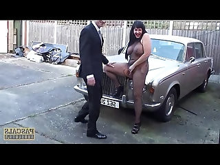 PASCALSSUBSLUTS Busty Jessie Jo destroyed with cock