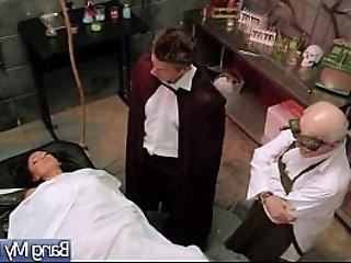 Hard Sex Tape made With Dirty Doctor And Slut horny Patient audrey bitoni clip