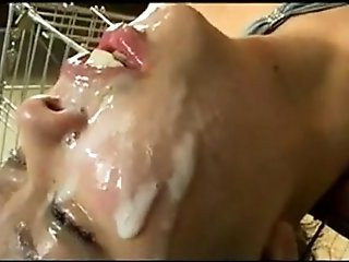 Asian Slave Deepthroat Used, Free Porn music Video