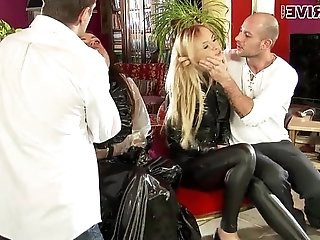 Paybacks A Bitch With DP And Rough, Ripped Up Insanity!Sophie Lynx, Ivana Sugar