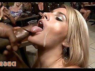Horny girls celebrate their birthday