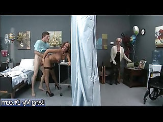 Doctor Seduce And Bang Hot Sexy Patient video 18