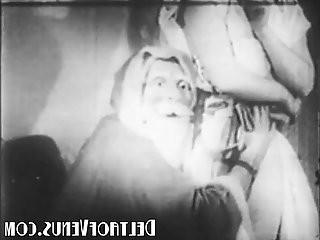 Rare Antique Xmas Porn A Christmas Tale